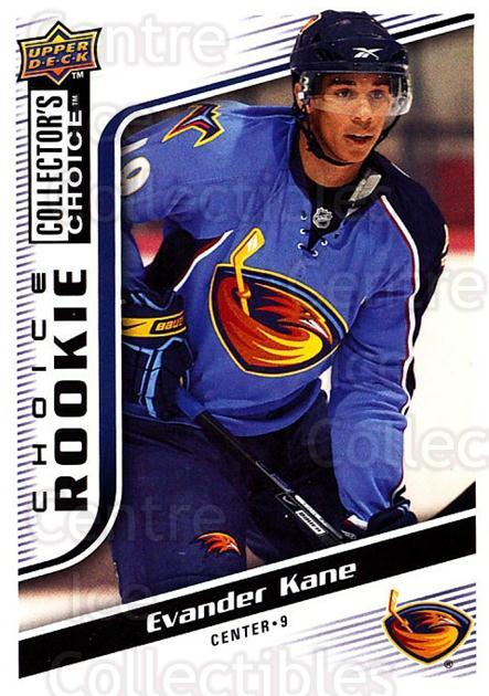 2009-10 Collectors Choice #234 Evander Kane<br/>5 In Stock - $3.00 each - <a href=https://centericecollectibles.foxycart.com/cart?name=2009-10%20Collectors%20Choice%20%23234%20Evander%20Kane...&quantity_max=5&price=$3.00&code=287216 class=foxycart> Buy it now! </a>