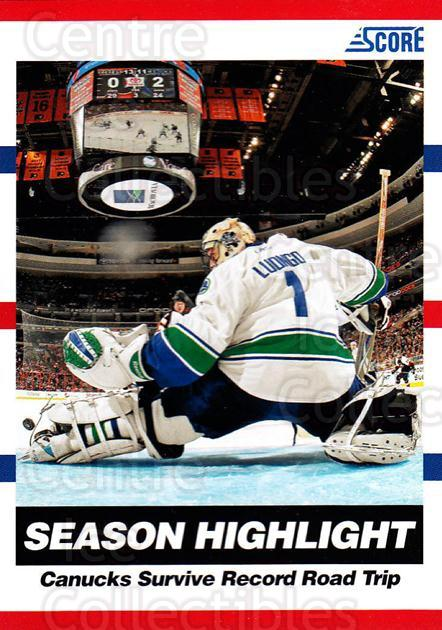 2010-11 Score #14 Roberto Luongo<br/>2 In Stock - $1.00 each - <a href=https://centericecollectibles.foxycart.com/cart?name=2010-11%20Score%20%2314%20Roberto%20Luongo...&quantity_max=2&price=$1.00&code=287465 class=foxycart> Buy it now! </a>