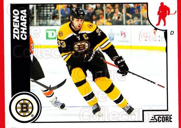 2010-11 Score #76 Zdeno Chara<br/>2 In Stock - $1.00 each - <a href=https://centericecollectibles.foxycart.com/cart?name=2010-11%20Score%20%2376%20Zdeno%20Chara...&quantity_max=2&price=$1.00&code=287527 class=foxycart> Buy it now! </a>