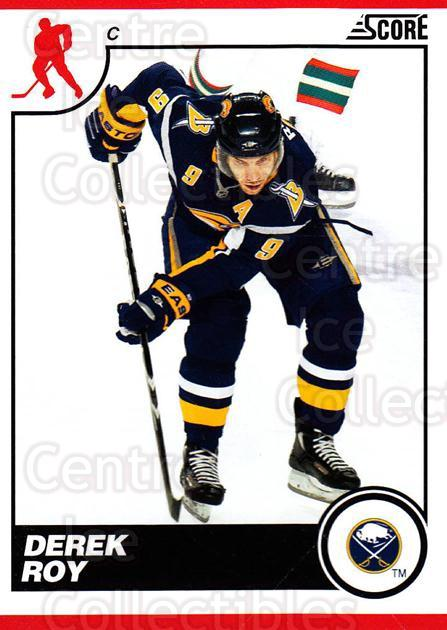 2010-11 Score #84 Derek Roy<br/>3 In Stock - $1.00 each - <a href=https://centericecollectibles.foxycart.com/cart?name=2010-11%20Score%20%2384%20Derek%20Roy...&quantity_max=3&price=$1.00&code=287535 class=foxycart> Buy it now! </a>