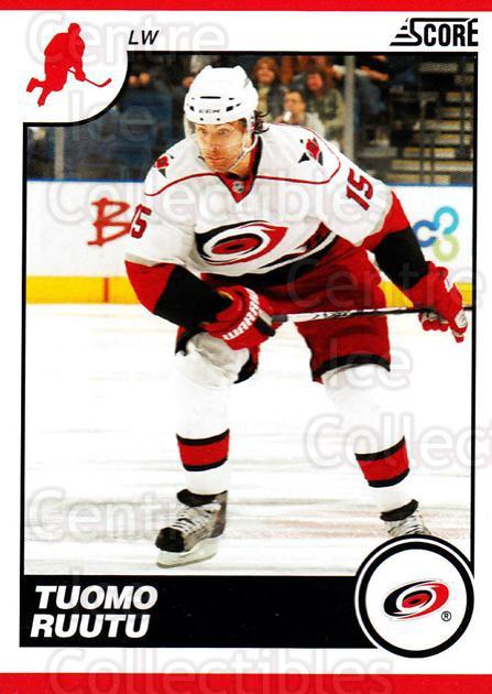 2010-11 Score #112 Tuomo Ruutu<br/>3 In Stock - $1.00 each - <a href=https://centericecollectibles.foxycart.com/cart?name=2010-11%20Score%20%23112%20Tuomo%20Ruutu...&quantity_max=3&price=$1.00&code=287563 class=foxycart> Buy it now! </a>