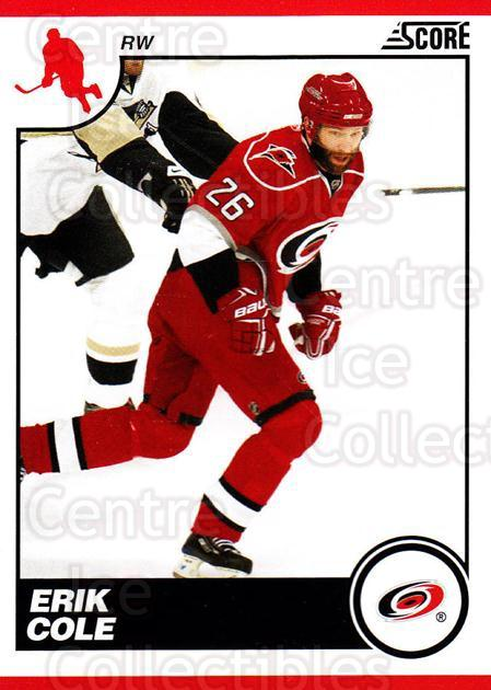 2010-11 Score #113 Erik Cole<br/>3 In Stock - $1.00 each - <a href=https://centericecollectibles.foxycart.com/cart?name=2010-11%20Score%20%23113%20Erik%20Cole...&quantity_max=3&price=$1.00&code=287564 class=foxycart> Buy it now! </a>