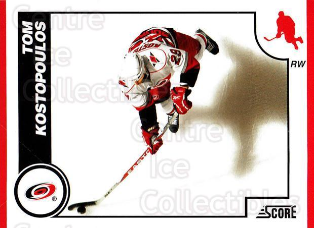 2010-11 Score #120 Tom Kostopoulos<br/>3 In Stock - $1.00 each - <a href=https://centericecollectibles.foxycart.com/cart?name=2010-11%20Score%20%23120%20Tom%20Kostopoulos...&quantity_max=3&price=$1.00&code=287571 class=foxycart> Buy it now! </a>