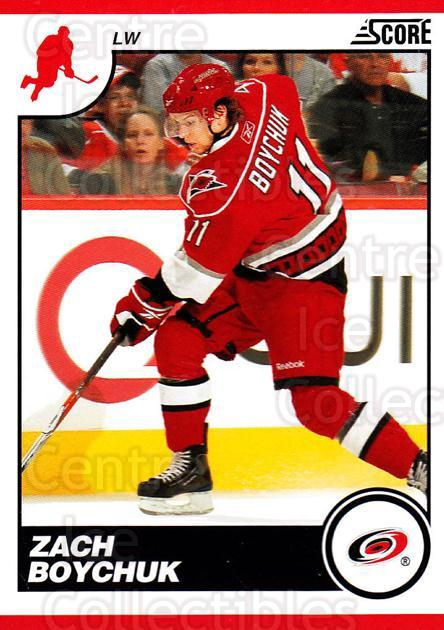 2010-11 Score #121 Zach Boychuk<br/>3 In Stock - $1.00 each - <a href=https://centericecollectibles.foxycart.com/cart?name=2010-11%20Score%20%23121%20Zach%20Boychuk...&quantity_max=3&price=$1.00&code=287572 class=foxycart> Buy it now! </a>