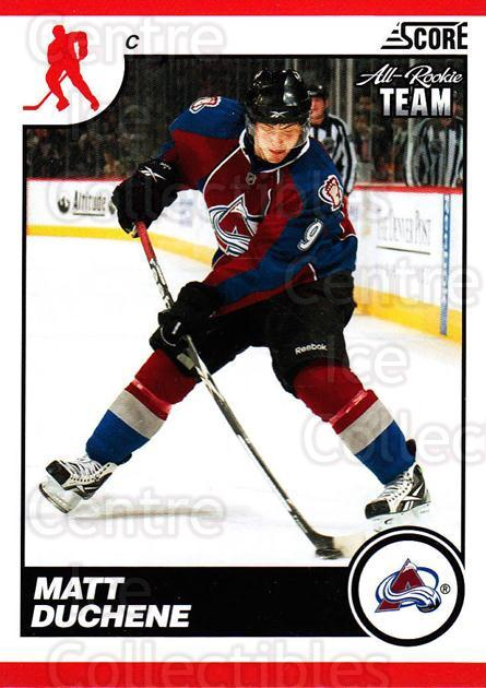 2010-11 Score #143 Matt Duchene<br/>2 In Stock - $1.00 each - <a href=https://centericecollectibles.foxycart.com/cart?name=2010-11%20Score%20%23143%20Matt%20Duchene...&quantity_max=2&price=$1.00&code=287594 class=foxycart> Buy it now! </a>