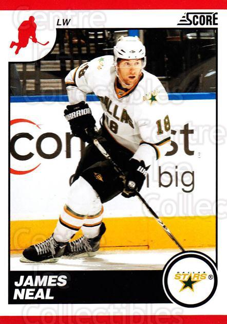 2010-11 Score #176 James Neal<br/>3 In Stock - $1.00 each - <a href=https://centericecollectibles.foxycart.com/cart?name=2010-11%20Score%20%23176%20James%20Neal...&quantity_max=3&price=$1.00&code=287627 class=foxycart> Buy it now! </a>