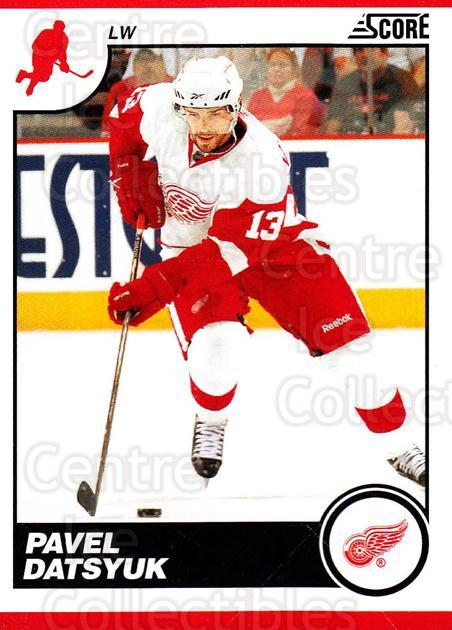2010-11 Score #186 Pavel Datsyuk<br/>3 In Stock - $2.00 each - <a href=https://centericecollectibles.foxycart.com/cart?name=2010-11%20Score%20%23186%20Pavel%20Datsyuk...&quantity_max=3&price=$2.00&code=287637 class=foxycart> Buy it now! </a>