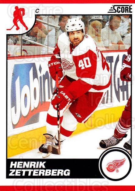 2010-11 Score #187 Henrik Zetterberg<br/>2 In Stock - $2.00 each - <a href=https://centericecollectibles.foxycart.com/cart?name=2010-11%20Score%20%23187%20Henrik%20Zetterbe...&quantity_max=2&price=$2.00&code=287638 class=foxycart> Buy it now! </a>