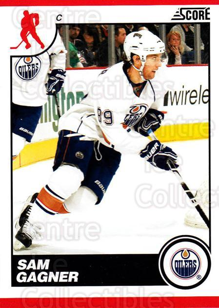 2010-11 Score #202 Sam Gagner<br/>2 In Stock - $1.00 each - <a href=https://centericecollectibles.foxycart.com/cart?name=2010-11%20Score%20%23202%20Sam%20Gagner...&quantity_max=2&price=$1.00&code=287653 class=foxycart> Buy it now! </a>