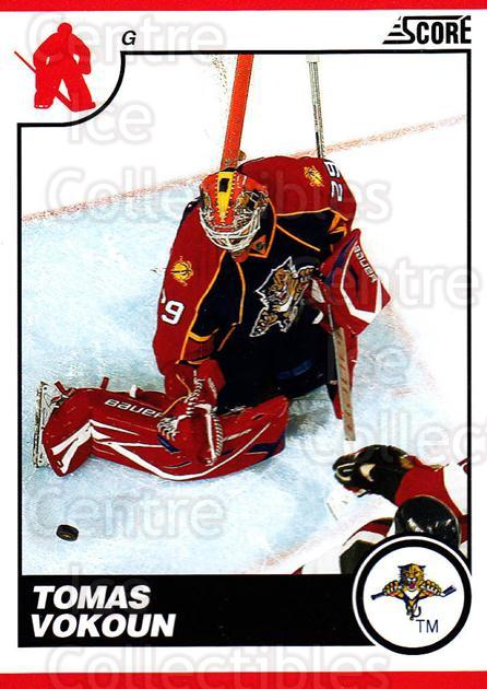 2010-11 Score #229 Tomas Vokoun<br/>2 In Stock - $1.00 each - <a href=https://centericecollectibles.foxycart.com/cart?name=2010-11%20Score%20%23229%20Tomas%20Vokoun...&quantity_max=2&price=$1.00&code=287680 class=foxycart> Buy it now! </a>