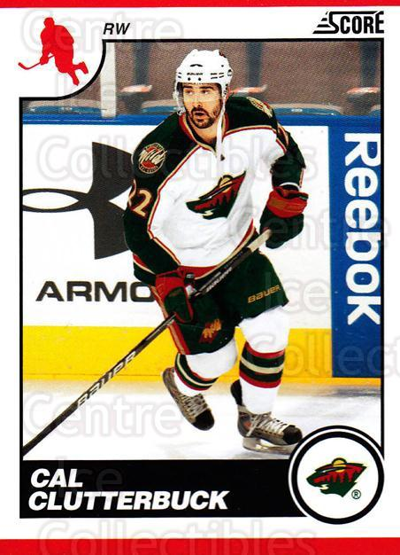 2010-11 Score #253 Cal Clutterbuck<br/>3 In Stock - $1.00 each - <a href=https://centericecollectibles.foxycart.com/cart?name=2010-11%20Score%20%23253%20Cal%20Clutterbuck...&quantity_max=3&price=$1.00&code=287704 class=foxycart> Buy it now! </a>