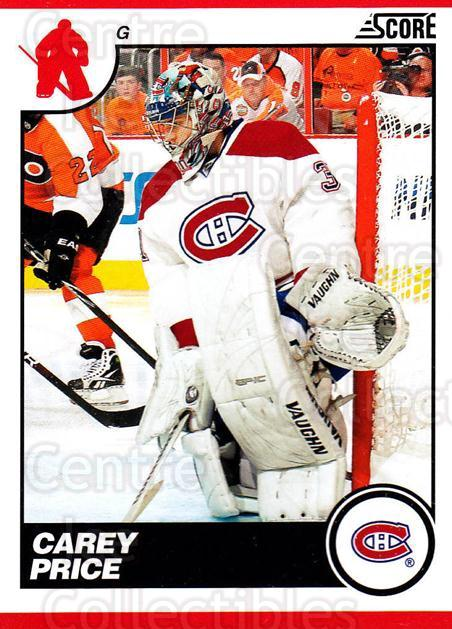 2010-11 Score #275 Carey Price<br/>1 In Stock - $1.00 each - <a href=https://centericecollectibles.foxycart.com/cart?name=2010-11%20Score%20%23275%20Carey%20Price...&price=$1.00&code=287726 class=foxycart> Buy it now! </a>