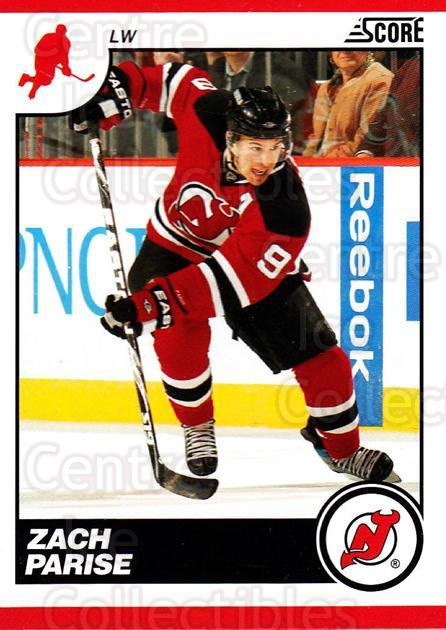 2010-11 Score #292 Zach Parise<br/>3 In Stock - $1.00 each - <a href=https://centericecollectibles.foxycart.com/cart?name=2010-11%20Score%20%23292%20Zach%20Parise...&quantity_max=3&price=$1.00&code=287743 class=foxycart> Buy it now! </a>