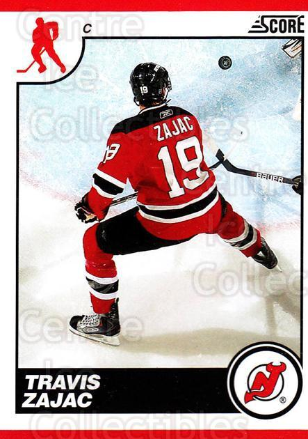 2010-11 Score #293 Travis Zajac<br/>3 In Stock - $1.00 each - <a href=https://centericecollectibles.foxycart.com/cart?name=2010-11%20Score%20%23293%20Travis%20Zajac...&quantity_max=3&price=$1.00&code=287744 class=foxycart> Buy it now! </a>