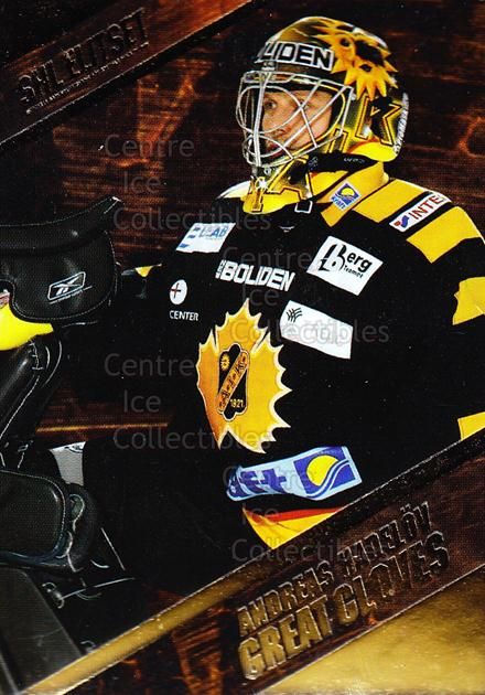 2007-08 Swedish Elitset Great Gloves #8 Andreas Hadelov<br/>3 In Stock - $3.00 each - <a href=https://centericecollectibles.foxycart.com/cart?name=2007-08%20Swedish%20Elitset%20Great%20Gloves%20%238%20Andreas%20Hadelov...&quantity_max=3&price=$3.00&code=288098 class=foxycart> Buy it now! </a>