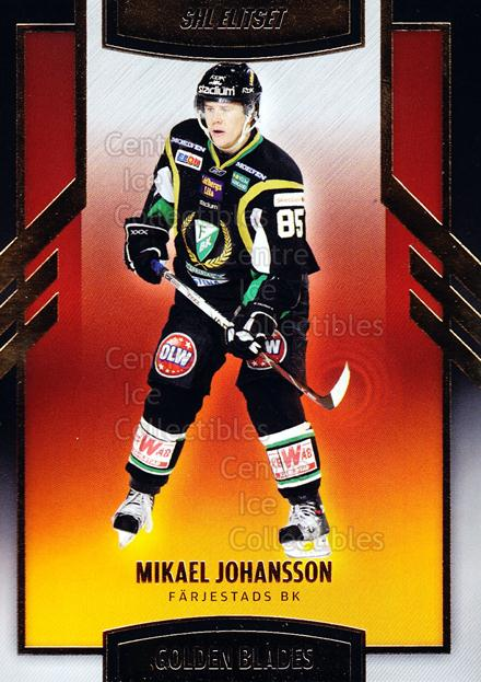 2008-09 Swedish Elitset Golden Blades #4 Mikael Johansson<br/>2 In Stock - $3.00 each - <a href=https://centericecollectibles.foxycart.com/cart?name=2008-09%20Swedish%20Elitset%20Golden%20Blades%20%234%20Mikael%20Johansso...&quantity_max=2&price=$3.00&code=288124 class=foxycart> Buy it now! </a>