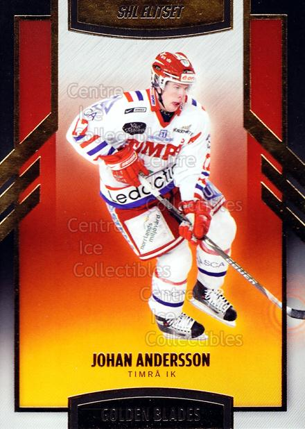 2008-09 Swedish Elitset Golden Blades #12 Johan Andersson<br/>3 In Stock - $3.00 each - <a href=https://centericecollectibles.foxycart.com/cart?name=2008-09%20Swedish%20Elitset%20Golden%20Blades%20%2312%20Johan%20Andersson...&quantity_max=3&price=$3.00&code=288132 class=foxycart> Buy it now! </a>