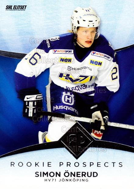 2008-09 Swedish Elitset Rookie Prospects #5 Simon Onerud<br/>2 In Stock - $3.00 each - <a href=https://centericecollectibles.foxycart.com/cart?name=2008-09%20Swedish%20Elitset%20Rookie%20Prospects%20%235%20Simon%20Onerud...&price=$3.00&code=288149 class=foxycart> Buy it now! </a>