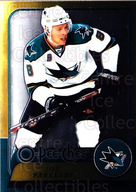 2008-09 O-pee-chee Metal #22 Joe Pavelski<br/>1 In Stock - $2.00 each - <a href=https://centericecollectibles.foxycart.com/cart?name=2008-09%20O-pee-chee%20Metal%20%2322%20Joe%20Pavelski...&quantity_max=1&price=$2.00&code=288505 class=foxycart> Buy it now! </a>