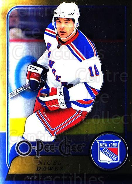 2008-09 O-pee-chee Metal #25 Nigel Dawes<br/>2 In Stock - $2.00 each - <a href=https://centericecollectibles.foxycart.com/cart?name=2008-09%20O-pee-chee%20Metal%20%2325%20Nigel%20Dawes...&quantity_max=2&price=$2.00&code=288508 class=foxycart> Buy it now! </a>