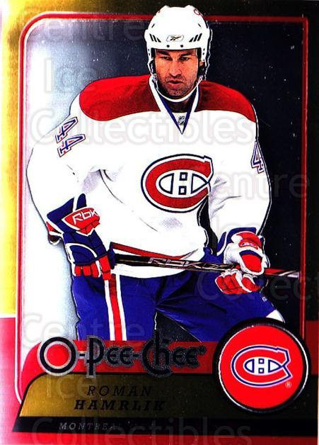 2008-09 O-pee-chee Metal #47 Roman Hamrlik<br/>1 In Stock - $2.00 each - <a href=https://centericecollectibles.foxycart.com/cart?name=2008-09%20O-pee-chee%20Metal%20%2347%20Roman%20Hamrlik...&quantity_max=1&price=$2.00&code=288530 class=foxycart> Buy it now! </a>
