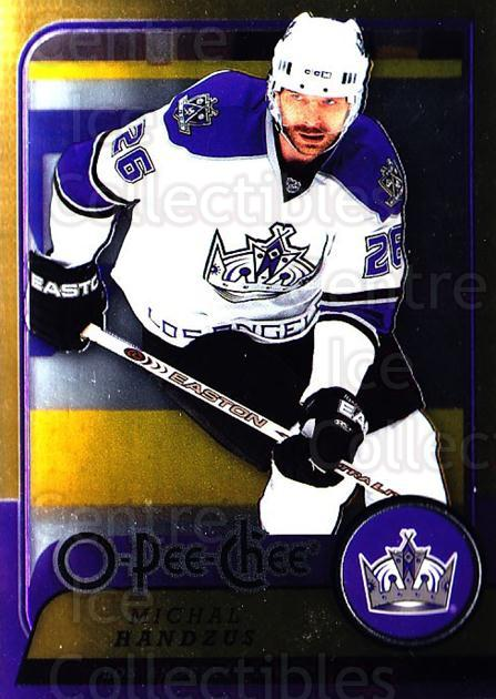 2008-09 O-pee-chee Metal #48 Michal Handzus<br/>1 In Stock - $2.00 each - <a href=https://centericecollectibles.foxycart.com/cart?name=2008-09%20O-pee-chee%20Metal%20%2348%20Michal%20Handzus...&quantity_max=1&price=$2.00&code=288531 class=foxycart> Buy it now! </a>