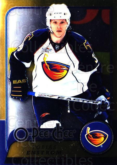 2008-09 O-pee-chee Metal #54 Tobias Enstrom<br/>2 In Stock - $2.00 each - <a href=https://centericecollectibles.foxycart.com/cart?name=2008-09%20O-pee-chee%20Metal%20%2354%20Tobias%20Enstrom...&quantity_max=2&price=$2.00&code=288537 class=foxycart> Buy it now! </a>