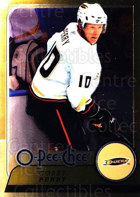 2008-09 O-pee-chee Metal #59 Corey Perry<br/>1 In Stock - $2.00 each - <a href=https://centericecollectibles.foxycart.com/cart?name=2008-09%20O-pee-chee%20Metal%20%2359%20Corey%20Perry...&quantity_max=1&price=$2.00&code=288542 class=foxycart> Buy it now! </a>