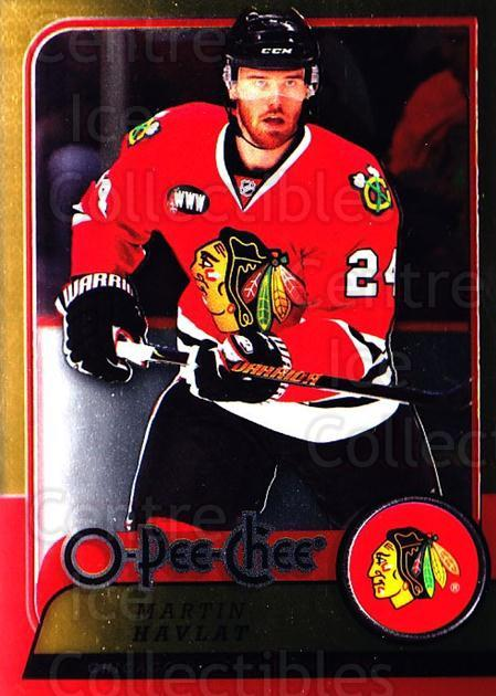 2008-09 O-pee-chee Metal #70 Martin Havlat<br/>1 In Stock - $2.00 each - <a href=https://centericecollectibles.foxycart.com/cart?name=2008-09%20O-pee-chee%20Metal%20%2370%20Martin%20Havlat...&quantity_max=1&price=$2.00&code=288553 class=foxycart> Buy it now! </a>