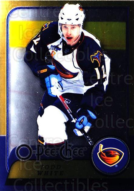 2008-09 O-pee-chee Metal #94 Todd White<br/>1 In Stock - $2.00 each - <a href=https://centericecollectibles.foxycart.com/cart?name=2008-09%20O-pee-chee%20Metal%20%2394%20Todd%20White...&quantity_max=1&price=$2.00&code=288577 class=foxycart> Buy it now! </a>