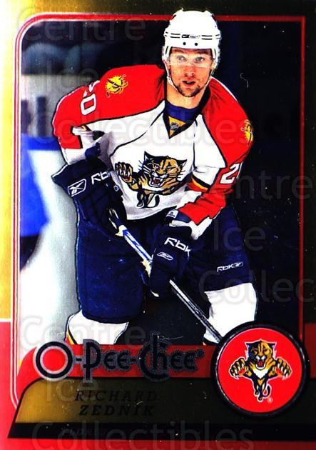 2008-09 O-pee-chee Metal #106 Richard Zednik<br/>1 In Stock - $2.00 each - <a href=https://centericecollectibles.foxycart.com/cart?name=2008-09%20O-pee-chee%20Metal%20%23106%20Richard%20Zednik...&quantity_max=1&price=$2.00&code=288589 class=foxycart> Buy it now! </a>