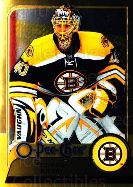 2008-09 O-pee-chee Metal #112 Tuukka Rask<br/>1 In Stock - $2.00 each - <a href=https://centericecollectibles.foxycart.com/cart?name=2008-09%20O-pee-chee%20Metal%20%23112%20Tuukka%20Rask...&quantity_max=1&price=$2.00&code=288595 class=foxycart> Buy it now! </a>