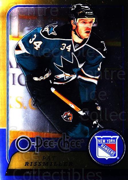 2008-09 O-pee-chee Metal #117 Pat Rissmiller<br/>1 In Stock - $2.00 each - <a href=https://centericecollectibles.foxycart.com/cart?name=2008-09%20O-pee-chee%20Metal%20%23117%20Pat%20Rissmiller...&quantity_max=1&price=$2.00&code=288600 class=foxycart> Buy it now! </a>