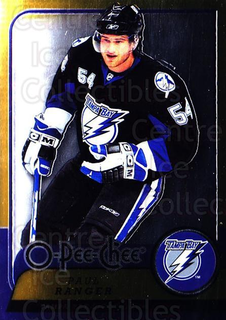 2008-09 O-pee-chee Metal #134 Paul Ranger<br/>2 In Stock - $2.00 each - <a href=https://centericecollectibles.foxycart.com/cart?name=2008-09%20O-pee-chee%20Metal%20%23134%20Paul%20Ranger...&quantity_max=2&price=$2.00&code=288617 class=foxycart> Buy it now! </a>