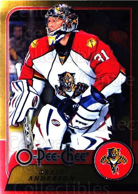 2008-09 O-pee-chee Metal #143 Craig Anderson<br/>2 In Stock - $2.00 each - <a href=https://centericecollectibles.foxycart.com/cart?name=2008-09%20O-pee-chee%20Metal%20%23143%20Craig%20Anderson...&quantity_max=2&price=$2.00&code=288626 class=foxycart> Buy it now! </a>