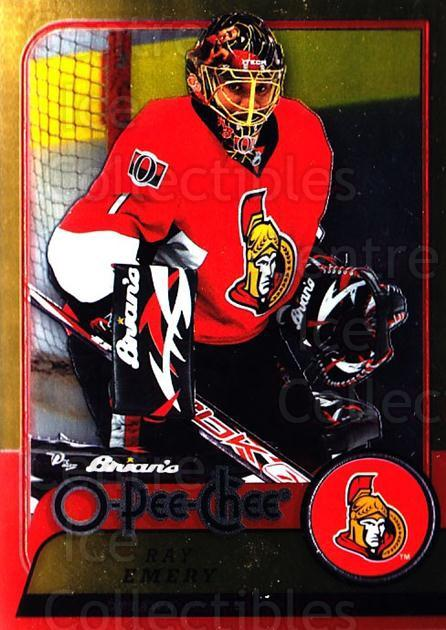 2008-09 O-pee-chee Metal #156 Ray Emery<br/>1 In Stock - $2.00 each - <a href=https://centericecollectibles.foxycart.com/cart?name=2008-09%20O-pee-chee%20Metal%20%23156%20Ray%20Emery...&quantity_max=1&price=$2.00&code=288639 class=foxycart> Buy it now! </a>