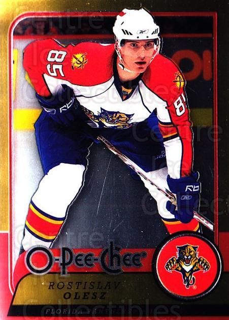 2008-09 O-pee-chee Metal #161 Rostislav Olesz<br/>2 In Stock - $2.00 each - <a href=https://centericecollectibles.foxycart.com/cart?name=2008-09%20O-pee-chee%20Metal%20%23161%20Rostislav%20Olesz...&quantity_max=2&price=$2.00&code=288644 class=foxycart> Buy it now! </a>