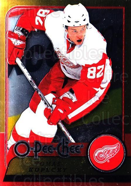 2008-09 O-pee-chee Metal #162 Tomas Kopecky<br/>1 In Stock - $2.00 each - <a href=https://centericecollectibles.foxycart.com/cart?name=2008-09%20O-pee-chee%20Metal%20%23162%20Tomas%20Kopecky...&quantity_max=1&price=$2.00&code=288645 class=foxycart> Buy it now! </a>