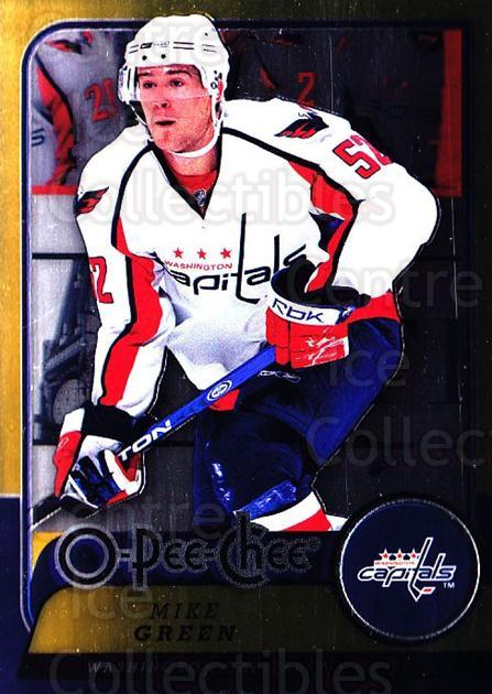 2008-09 O-pee-chee Metal #170 Mike Green<br/>1 In Stock - $2.00 each - <a href=https://centericecollectibles.foxycart.com/cart?name=2008-09%20O-pee-chee%20Metal%20%23170%20Mike%20Green...&quantity_max=1&price=$2.00&code=288653 class=foxycart> Buy it now! </a>