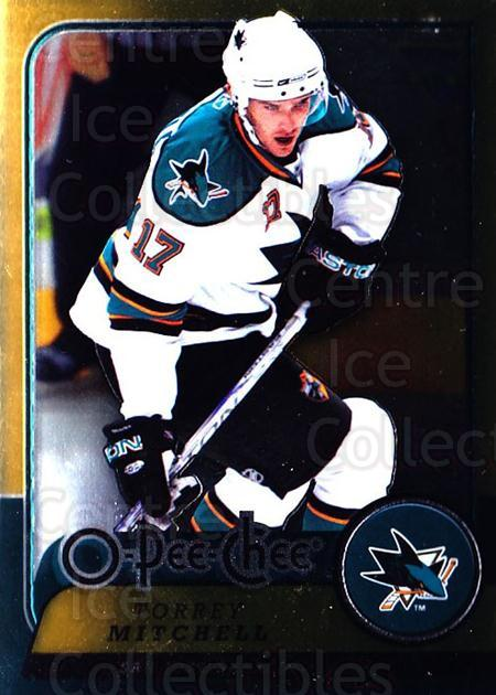 2008-09 O-pee-chee Metal #174 Torrey Mitchell<br/>2 In Stock - $2.00 each - <a href=https://centericecollectibles.foxycart.com/cart?name=2008-09%20O-pee-chee%20Metal%20%23174%20Torrey%20Mitchell...&quantity_max=2&price=$2.00&code=288657 class=foxycart> Buy it now! </a>