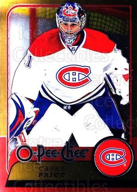 2008-09 O-pee-chee Metal #177 Carey Price<br/>1 In Stock - $10.00 each - <a href=https://centericecollectibles.foxycart.com/cart?name=2008-09%20O-pee-chee%20Metal%20%23177%20Carey%20Price...&quantity_max=1&price=$10.00&code=288660 class=foxycart> Buy it now! </a>
