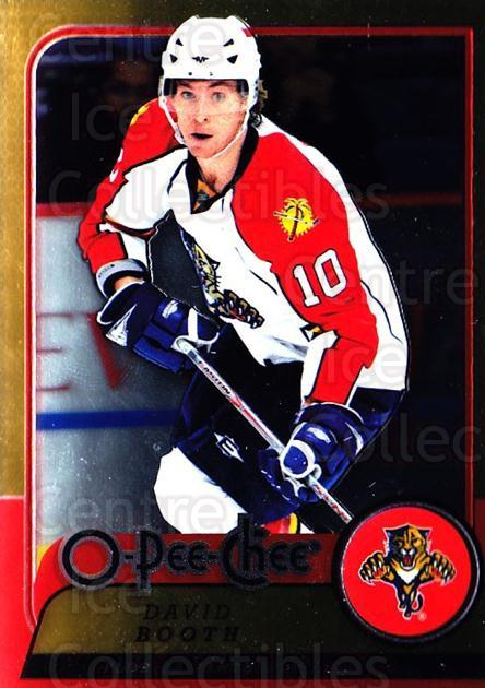 2008-09 O-pee-chee Metal #180 David Booth<br/>2 In Stock - $2.00 each - <a href=https://centericecollectibles.foxycart.com/cart?name=2008-09%20O-pee-chee%20Metal%20%23180%20David%20Booth...&quantity_max=2&price=$2.00&code=288663 class=foxycart> Buy it now! </a>