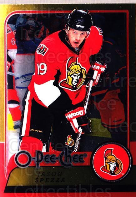 2008-09 O-pee-chee Metal #226 Jason Spezza<br/>1 In Stock - $2.00 each - <a href=https://centericecollectibles.foxycart.com/cart?name=2008-09%20O-pee-chee%20Metal%20%23226%20Jason%20Spezza...&quantity_max=1&price=$2.00&code=288709 class=foxycart> Buy it now! </a>