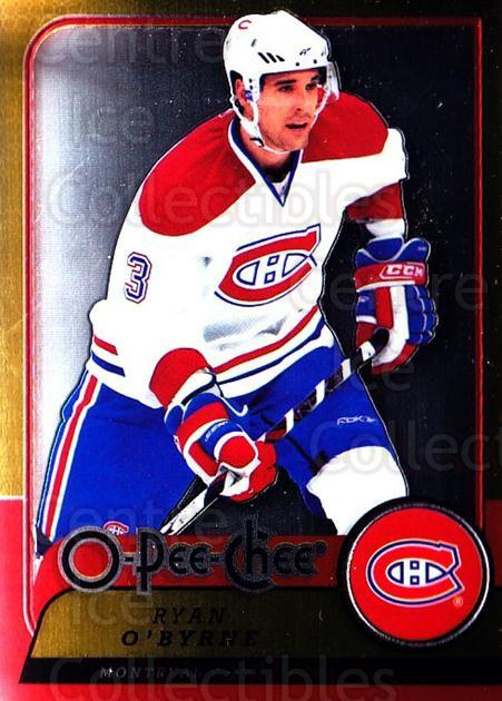 2008-09 O-pee-chee Metal #229 Ryan O'Byrne<br/>1 In Stock - $2.00 each - <a href=https://centericecollectibles.foxycart.com/cart?name=2008-09%20O-pee-chee%20Metal%20%23229%20Ryan%20O'Byrne...&quantity_max=1&price=$2.00&code=288712 class=foxycart> Buy it now! </a>