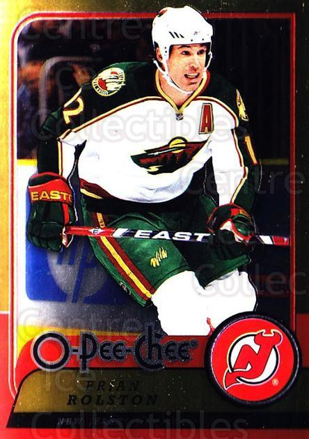 2008-09 O-pee-chee Metal #230 Brian Rolston<br/>1 In Stock - $2.00 each - <a href=https://centericecollectibles.foxycart.com/cart?name=2008-09%20O-pee-chee%20Metal%20%23230%20Brian%20Rolston...&quantity_max=1&price=$2.00&code=288713 class=foxycart> Buy it now! </a>