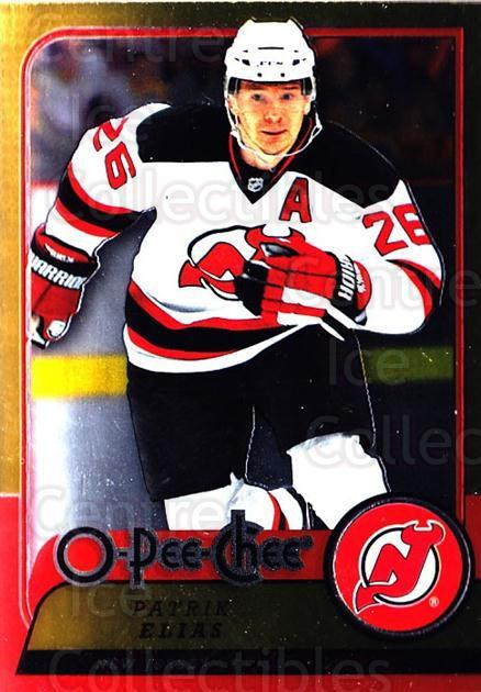 2008-09 O-pee-chee Metal #246 Patrik Elias<br/>1 In Stock - $2.00 each - <a href=https://centericecollectibles.foxycart.com/cart?name=2008-09%20O-pee-chee%20Metal%20%23246%20Patrik%20Elias...&quantity_max=1&price=$2.00&code=288729 class=foxycart> Buy it now! </a>