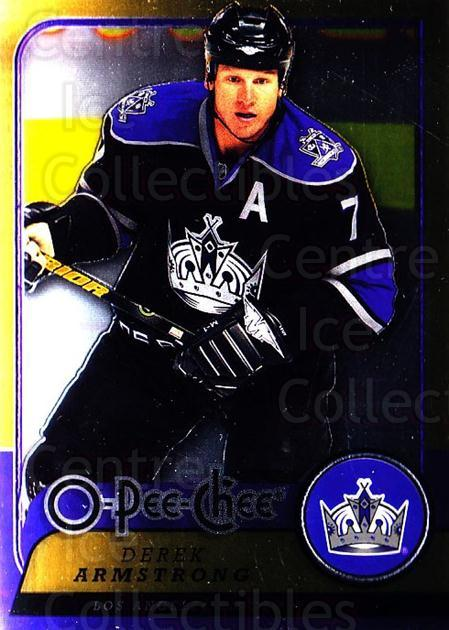 2008-09 O-pee-chee Metal #257 Derek Armstrong<br/>1 In Stock - $2.00 each - <a href=https://centericecollectibles.foxycart.com/cart?name=2008-09%20O-pee-chee%20Metal%20%23257%20Derek%20Armstrong...&quantity_max=1&price=$2.00&code=288740 class=foxycart> Buy it now! </a>