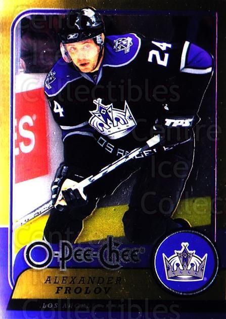 2008-09 O-pee-chee Metal #261 Alexander Frolov<br/>1 In Stock - $2.00 each - <a href=https://centericecollectibles.foxycart.com/cart?name=2008-09%20O-pee-chee%20Metal%20%23261%20Alexander%20Frolo...&quantity_max=1&price=$2.00&code=288744 class=foxycart> Buy it now! </a>