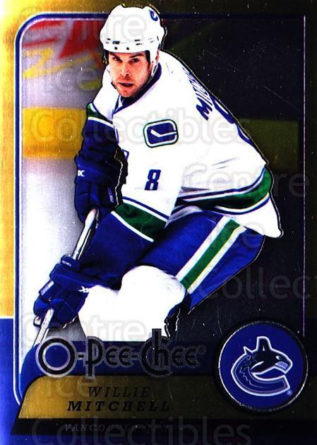 2008-09 O-pee-chee Metal #263 Willie Mitchell<br/>2 In Stock - $2.00 each - <a href=https://centericecollectibles.foxycart.com/cart?name=2008-09%20O-pee-chee%20Metal%20%23263%20Willie%20Mitchell...&quantity_max=2&price=$2.00&code=288746 class=foxycart> Buy it now! </a>
