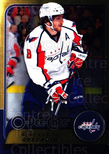 2008-09 O-pee-chee Metal #278 Alexander Ovechkin<br/>1 In Stock - $5.00 each - <a href=https://centericecollectibles.foxycart.com/cart?name=2008-09%20O-pee-chee%20Metal%20%23278%20Alexander%20Ovech...&quantity_max=1&price=$5.00&code=288761 class=foxycart> Buy it now! </a>